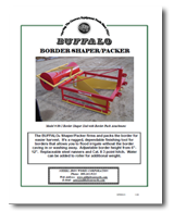 Border Shaper/ Packer